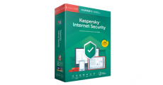 Kaspersky Internet Security 2019 für 3 PC