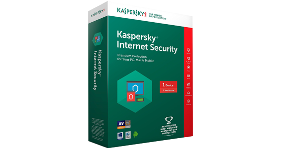 Kaspersky Internet-Security 2018